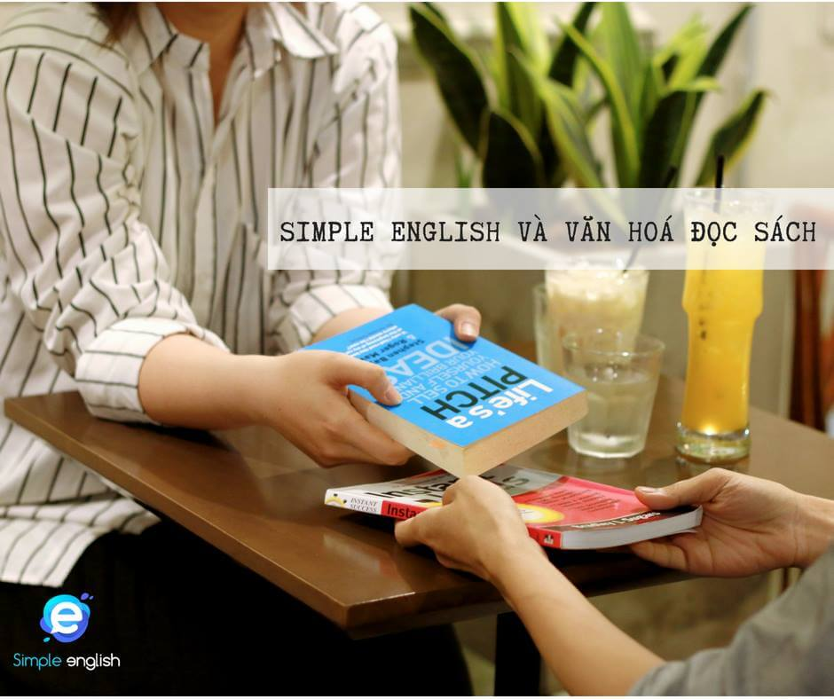 SIMPLE ENGLISH VÀ VĂN HÓA ĐỌC SÁCH